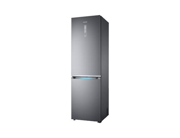 Combina frigorifica Samsung RB41R7837S9, Twin Cooling Plus, Capacitate 406L, Capacitate neta congelator: 130l, Capacitate neta frigider: 276l, Inaltime 2016mm, Latime: 595mm, Adancime 650mm, Functii r 1