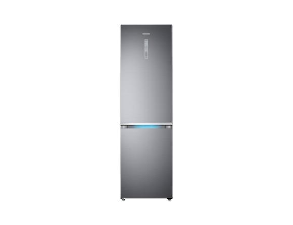 Combina frigorifica Samsung RB41R7837S9, Twin Cooling Plus, Capacitate 406L, Capacitate neta congelator: 130l, Capacitate neta frigider: 276l, Inaltime 2016mm, Latime: 595mm, Adancime 650mm, Functii r 0