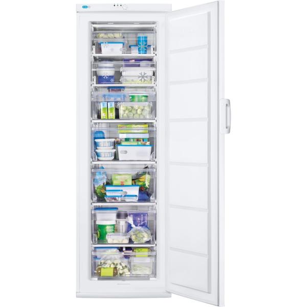 Congelator independent ZFU27400WA Static 245 litri A+ 0