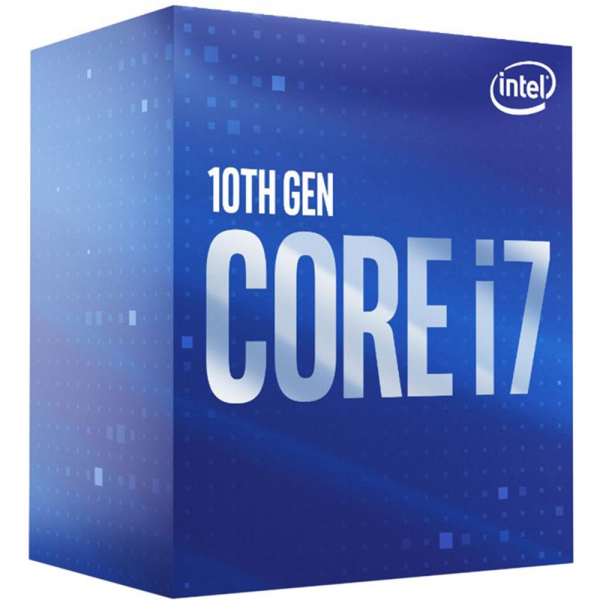 CPU Intel i7-10700K 5.10 GHz LGA 1200 0