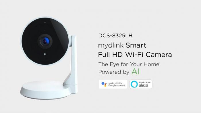 D-LINK FULL HD WI-FI CAMERA DCS-8325LH [0]