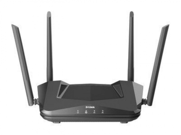 D-LINK SMART AX1500 WI-FI 6 ROUTER 0