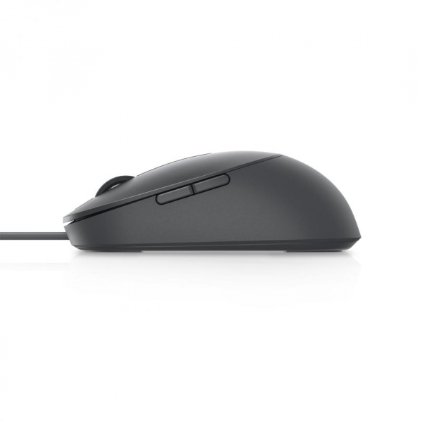 DL MOUSE Laser Wired MS3220 Titan Gray 1