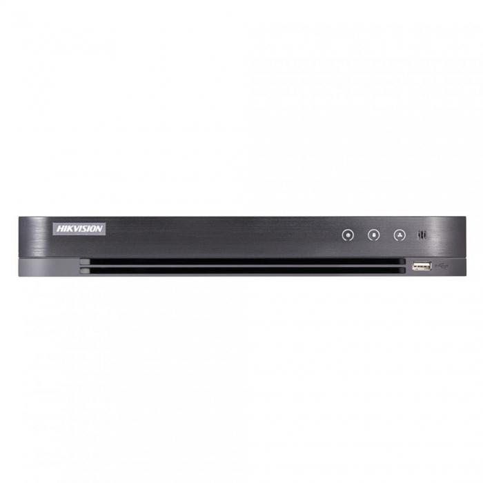 DVR TURBO HD 8MP 4CH 2XSATA AUDIO [0]