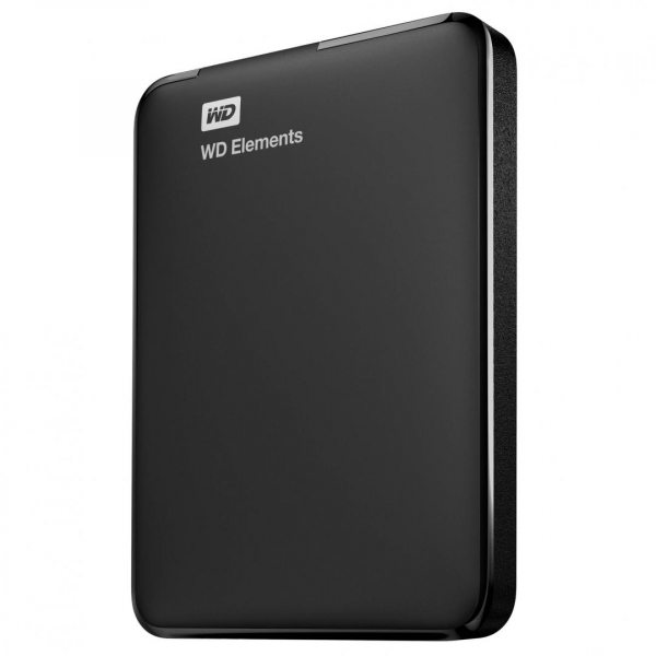 """EHDD 1TB WD 2.5"""" ELEMENTS USB3.0 BK WESN [0]"""