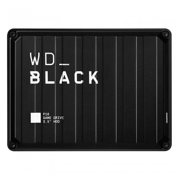 """EHDD 2TB WD 2.5"""" BLACK P10 GAME DRIVE XB [1]"""