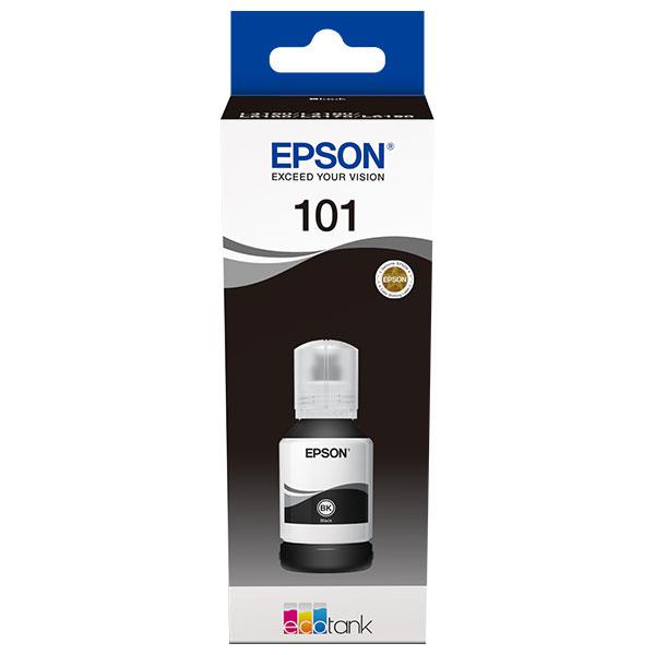 EPSON 101 ECOTANK BLACK INK BOTTLE 0