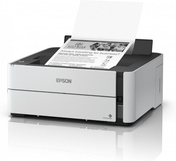 EPSON M1140 CISS MONO INKJET PRINTER 0