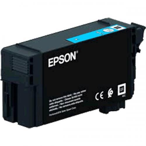 EPSON T40D240 CYAN INKJET CARTRIDGE [0]