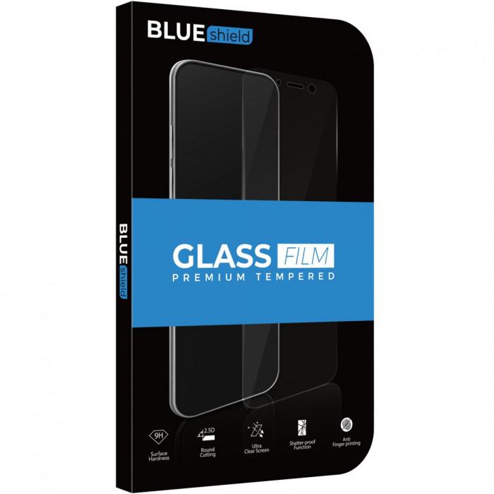 Folie Sticla BLUE iPhX/XS 2.5D Blk [0]
