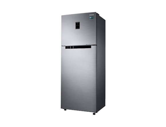 Frigider Samsung RT38K5530S9, Capacitate 384L, Capacitate neta congelator: 89l, Capacitate neta frigider: 295l, Inaltime 1785mm, Latime: 675mm, Adancime 668mm, Functii racire: Twin Cooling Plus/No Fro 1