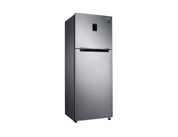 Frigider Samsung RT38K5530S9, Capacitate 384L, Capacitate neta congelator: 89l, Capacitate neta frigider: 295l, Inaltime 1785mm, Latime: 675mm, Adancime 668mm, Functii racire: Twin Cooling Plus/No Fro 2