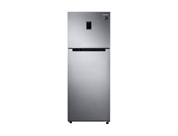 Frigider Samsung RT38K5530S9, Capacitate 384L, Capacitate neta congelator: 89l, Capacitate neta frigider: 295l, Inaltime 1785mm, Latime: 675mm, Adancime 668mm, Functii racire: Twin Cooling Plus/No Fro 0
