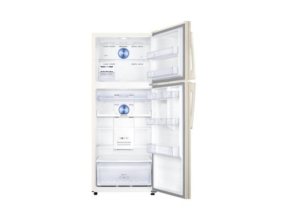 Frigider Samsung RT43K6330EF, Capacitate 454L, Capacitate neta congelator: 111l, Capacitate neta frigider: 329l, Inaltime 1785mm, Latime: 700mm, Adancime 726mm, Functii racire: Twin Cooling Plus/No Fr 3