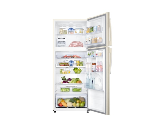 Frigider Samsung RT43K6330EF, Capacitate 454L, Capacitate neta congelator: 111l, Capacitate neta frigider: 329l, Inaltime 1785mm, Latime: 700mm, Adancime 726mm, Functii racire: Twin Cooling Plus/No Fr 4