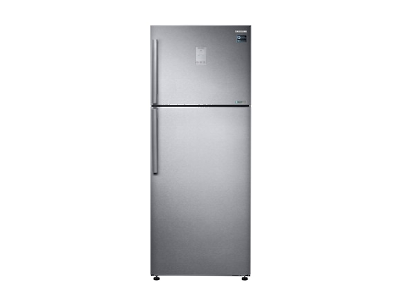 Frigider Samsung RT43K6335SL, Capacitate 440L, Capacitate neta congelator: 111l, Capacitate neta frigider: 329l, Inaltime 1785mm, Latime: 700mm, Adancime 776mm, Functii racire: Twin Cooling Plus/No Fr 0