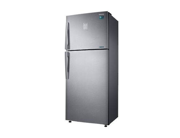 Frigider Samsung RT43K6335SL, Capacitate 440L, Capacitate neta congelator: 111l, Capacitate neta frigider: 329l, Inaltime 1785mm, Latime: 700mm, Adancime 776mm, Functii racire: Twin Cooling Plus/No Fr 2