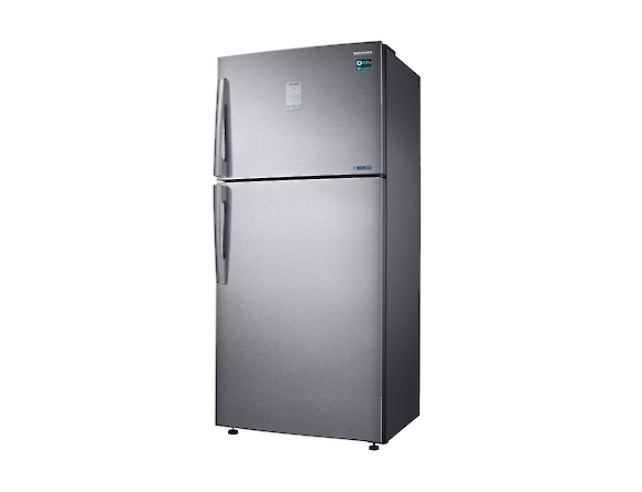 Frigider Samsung RT50K6335SL, Capacitate 500L, Capacitate neta congelator: 125l, Capacitate neta frigider: 375l, Inaltime 1790mm, Latime: 790mm, Adancime770mm, Functii racire: Twin Cooling Plus/No Fro 2