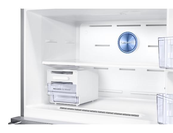 Frigider Samsung RT58K7105SL, Capacitate 583L, Capacitate neta congelator: 161l, Capacitate neta frigider: 422l, Inaltime: 1787mm, Latime: 836mm, Adancime: 788mm, Functii racire: Twin Cooling Plus/No  6