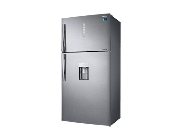 Frigider Samsung RT58K7105SL, Capacitate 583L, Capacitate neta congelator: 161l, Capacitate neta frigider: 422l, Inaltime: 1787mm, Latime: 836mm, Adancime: 788mm, Functii racire: Twin Cooling Plus/No  2