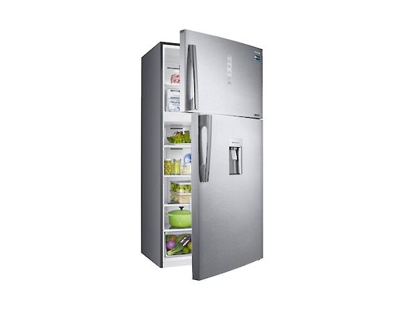 Frigider Samsung RT58K7105SL, Capacitate 583L, Capacitate neta congelator: 161l, Capacitate neta frigider: 422l, Inaltime: 1787mm, Latime: 836mm, Adancime: 788mm, Functii racire: Twin Cooling Plus/No  5