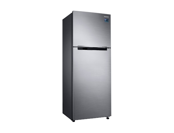 Frigider top Samsung RT32K5030S9, Capacitate 321L, Capacitate neta congelator: 72l, Capacitate neta frigider: 249l, Inaltime 1715mm, Latime: 600mm, Adancime 672mm, Functii racire: Twin Cooling Plus/No 2