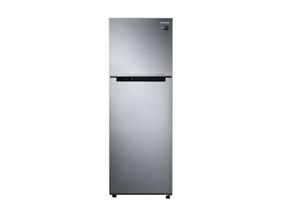 Frigider top Samsung RT32K5030S9, Capacitate 321L, Capacitate neta congelator: 72l, Capacitate neta frigider: 249l, Inaltime 1715mm, Latime: 600mm, Adancime 672mm, Functii racire: Twin Cooling Plus/No 0