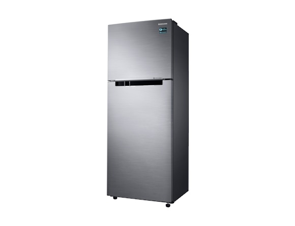 Frigider top Samsung RT32K5030S9, Capacitate 321L, Capacitate neta congelator: 72l, Capacitate neta frigider: 249l, Inaltime 1715mm, Latime: 600mm, Adancime 672mm, Functii racire: Twin Cooling Plus/No 1