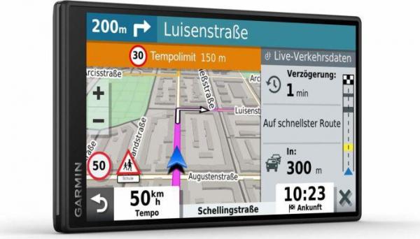 GPS GARMIN DRIVESMART 55 & LIVE TRAFFIC 0
