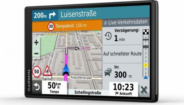 GPS GARMIN DRIVESMART 55 & LIVE TRAFFIC 1