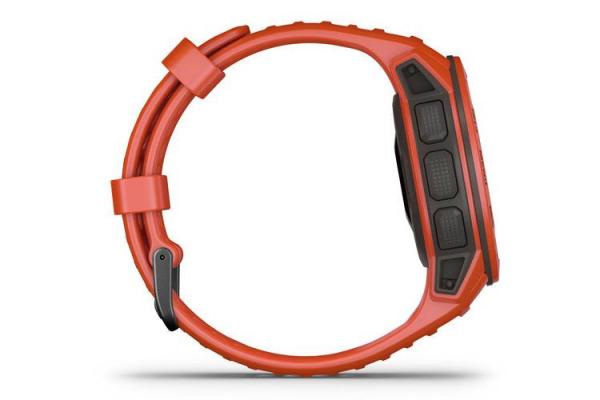 GPS Watch Garmin INSTINCT FLAME RED 1