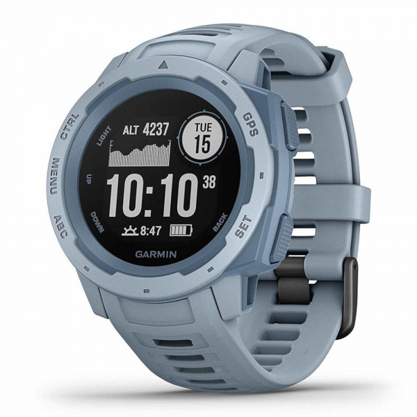 GPS Watch Garmin INSTINCT Sea Foam 0