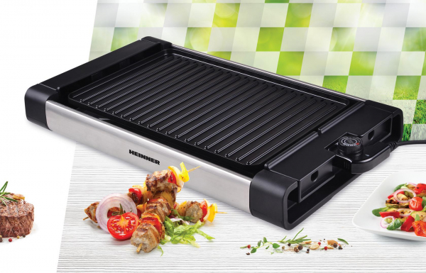 GRILL ELECTRIC HEINNER HEG-F1800 [2]