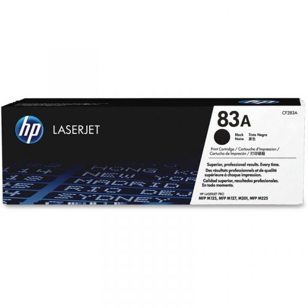 HP CF283A BLACK TONER CARTRIDGE 0