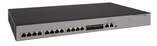 HP HPE 1950 12XGT 4SFP+ SWITCH 1