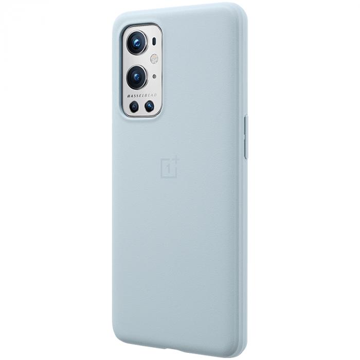 Husa Plastic OnePlus 9 PRO Sandstone Gri [0]