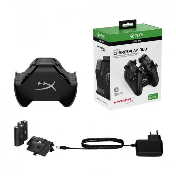 KS HYPERX CHARGEPLAY DUO XBOX ONE 0