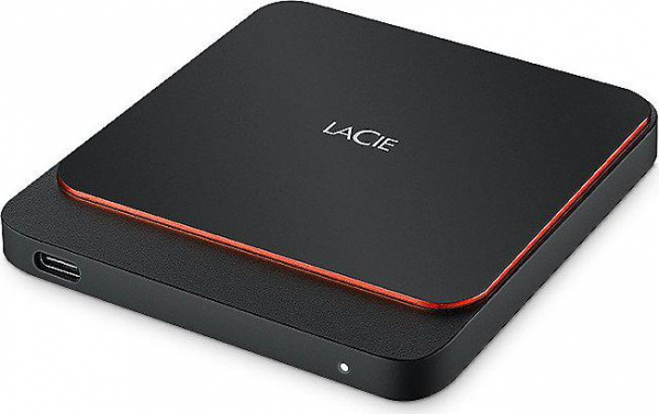 LACIE EXT SSD 500GB PORTABLE SSD 0