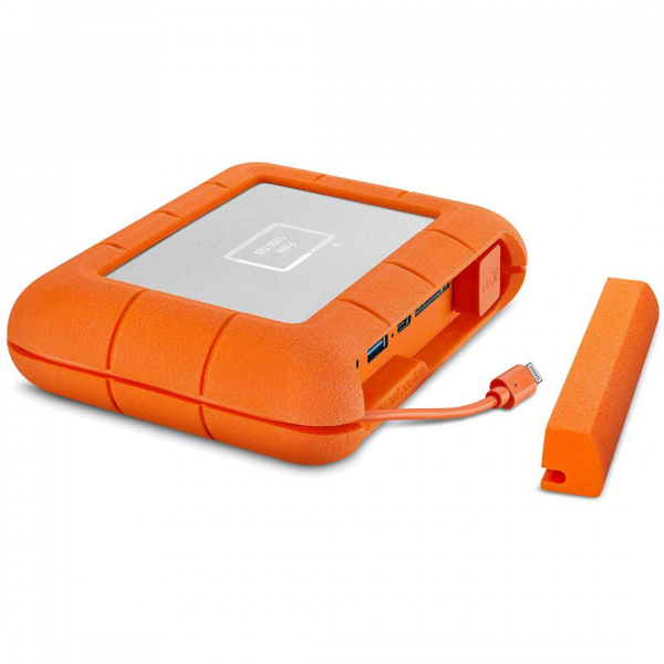 LACIE EXTERNAL SSD 500GB RUGGED TYPE-C 0