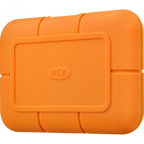 LACIE EXTERNAL SSD 500GB RUGGED TYPE-C 2
