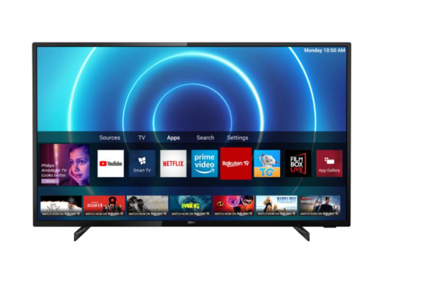 "LED TV 43"" PHILIPS 43PUS7505/12 0"