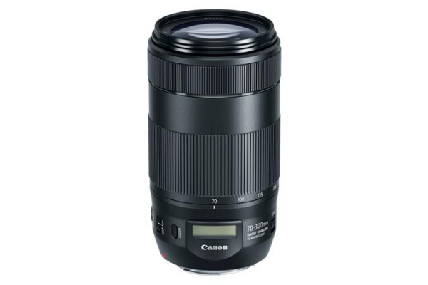 LENS CANON EF 70-300MM F/4-5.6 IS II USM 0