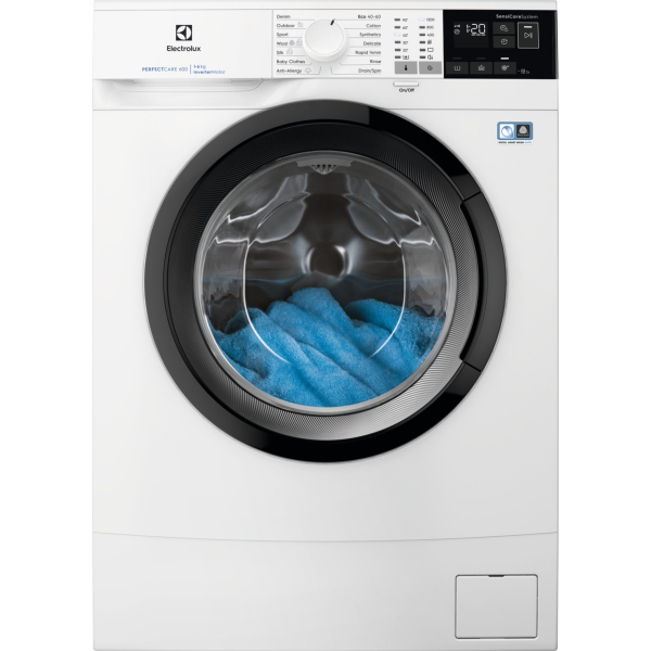 Masina de spalat rufe PerfectCare600 EW6S426BI [0]