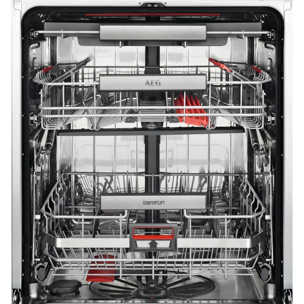 Masina de spalat vase incorporabila ComfortLift 13 seturi Motor Inverter cu usa culisanta A+++ 5