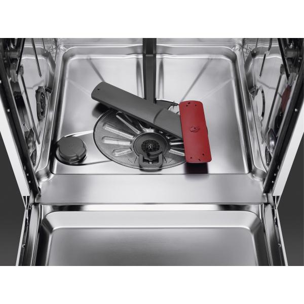 Masina de spalat vase incorporabila MaxiFlex 14 seturi Motor Inverter cu usa culisanta A++ 7
