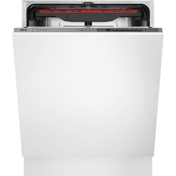 Masina de spalat vase incorporabila MaxiFlex 14 seturi Motor Inverter cu usa culisanta A++ 0