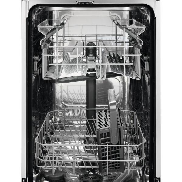 Masina de spalat vase incorporabila slim AirDry 9 seturi Motor Inverter cu usa culisanta A+ 3