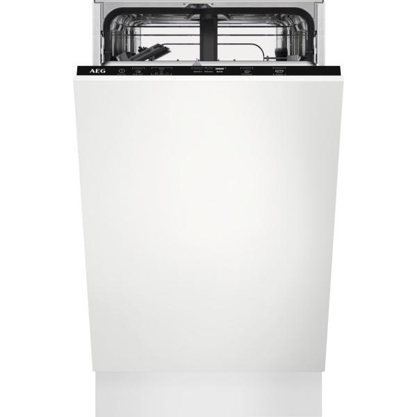 Masina de spalat vase incorporabila slim AirDry 9 seturi Motor Inverter cu usa culisanta A+ 0
