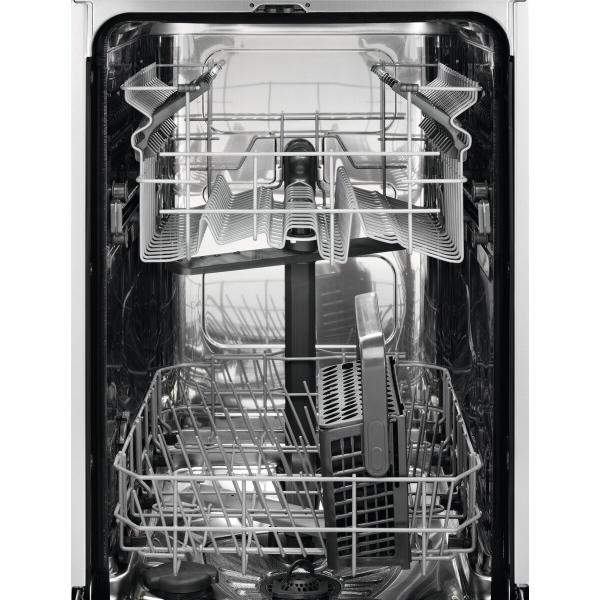 Masina de spalat vase incorporabila slim AirDry 9 seturi Motor Inverter cu usa culisanta A+ 4