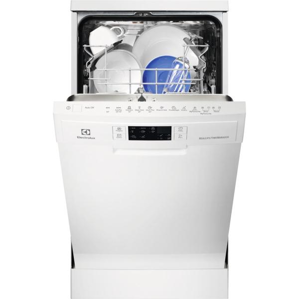 Masina de spalat vase slim SatelliteClean ESF4710ROW 9 seturi Motor Inverter A+++ [0]